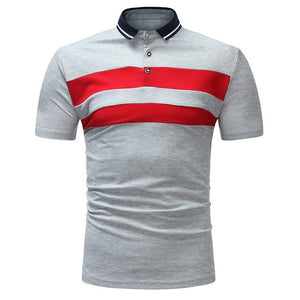 Polos Shirts Male Tops - Douhal