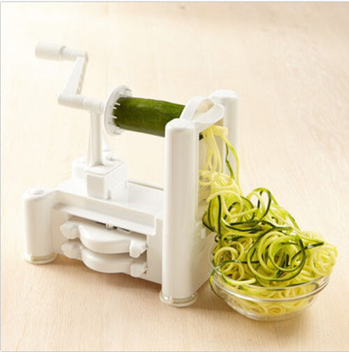 1 Set Kitchen Tools Cooking Vegetable Tools Fruit Garnish Cutter Peeler Spiral Fruits - Douhal