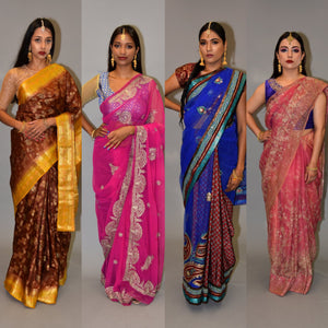 Formal Saree
