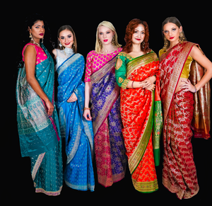 FORMAL CLASSIC INDIAN RICH SILK SAREES