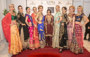 HAND EMBROIDERED Formal Indian Wear by Prashant Goyal