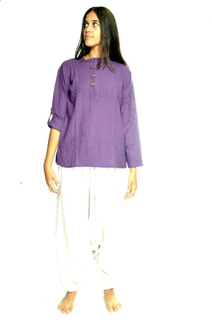 Organic Cotton Short Kurta