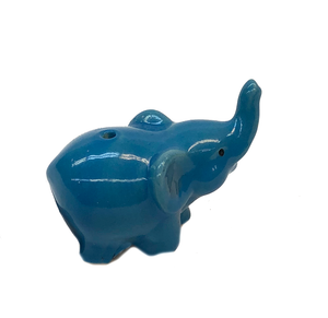 Ceramic Elephant Incense Holder
