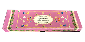 Lavender Hand Rolled Organic Incense