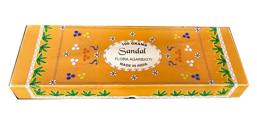SandalWood Hand Rolled Organic Incense