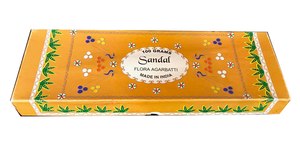 Sandal Hand Rolled Organic Incense