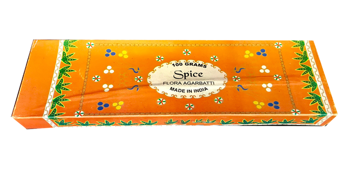 Spice Hand Rolled Organic Incense