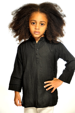 Organic Cotton Children Kurta