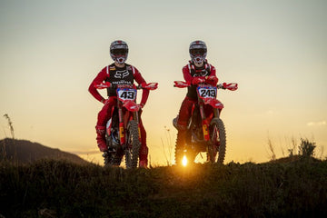 Video - New look Team HRC ready for 2020
