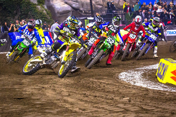 JGRMX/Yoshimura/Suzuki Factory Racing Report: Anaheim 1 Supercross