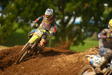 Suzuki Motocross Racers Rack Up Championship Points at Red Bud Double Header