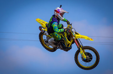 Suzuki Celebrates Strong Performances of 2020 Motocross Season