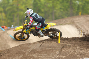 Alex Martin Climbs Into Top Three in AMA Motocross Championship