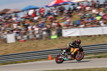 Westby Racing's Scholtz Is A Superbike Double Runner-Up At PittRace, While Wyman Rolls A Pair Of Sixes In Junior Cup