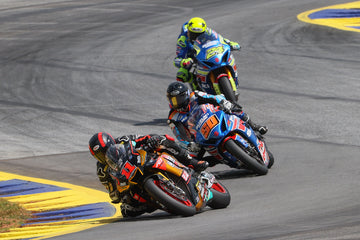 Westby Racing's Mathew Scholtz Has A Double-Podium Superbike Weekend At Road Atlanta