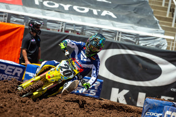 Suzuki's Broc Tickle Matches Early Season Speed with Strong Ride