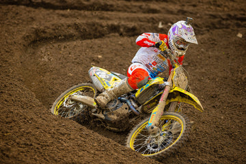 Suzuki's Alex Martin Solidifies Third In Championship Points Through Mid-Season