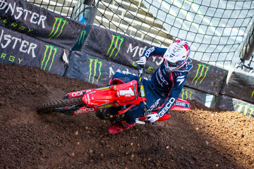 Sexton's Big Victory Opens 250SX East Points Lead
