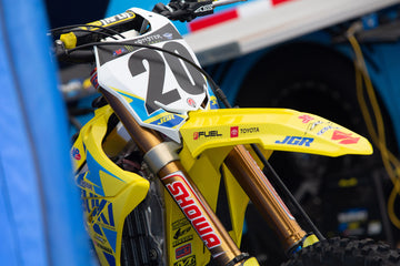 JGRMX/Yoshimura/Suzuki Steady at Penultimate Supercross Round