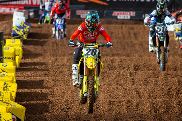 Broc Tickle Finishes Supercross Year Strong with Season High Result