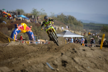 H.E.P. Motorsports Max Anstie 7th overall at Pala
