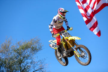 H.E.P. Motorsports' Max Anstie Finishes 12th Overall at RedBud MX