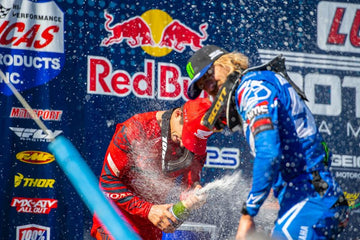 Runner-Up Overall Finish for Sexton at RedBud I National MX