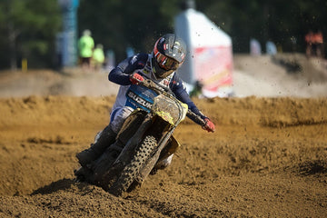 H.E.P. Motorsports' Max Anstie Nearly Misses Podium at W.W. Ranch