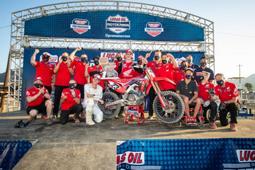 Sexton Finishes AMA Pro Motocross Season With First Premier-Class Victory