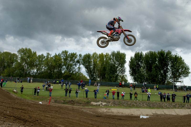 Mitch Evans #43 HRC MXGP Air Time