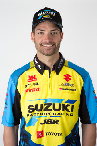 Broc Tickle JGRMX Yoshimura Suzuki Factory Racing