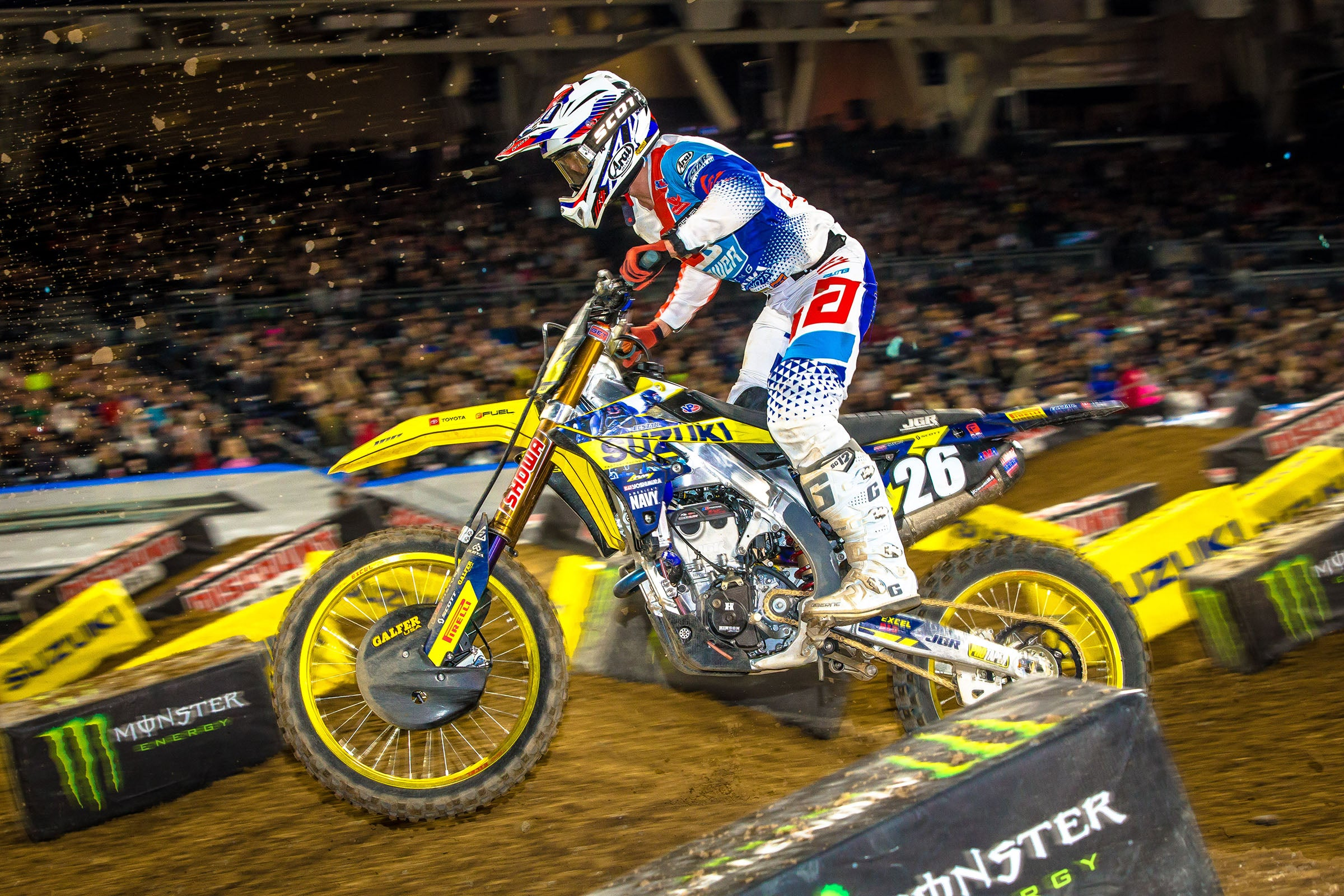 2020 San Diego Supercross Alex Martin