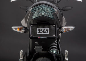 KAWASAKI Z125 PRO (BR125) 2017-19 Fender Eliminator Kit