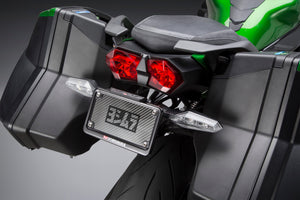 KAWASAKI NINJA H2 SX 2018-19 Fender Eliminator Kit