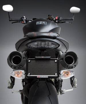 TRIUMPH SPEED TRIPLE R / RS 2019 Fender Eliminator Kit
