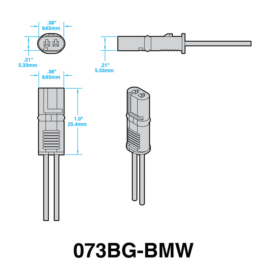 Plug-n-Play Turn Signal Adapters for BMW