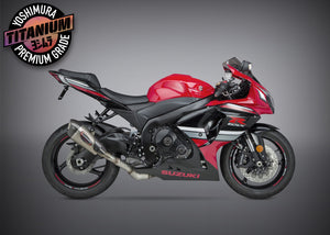 SUZUKI GSX-R1000 2012-16 Street ALPHA T SO TI-TI-CF Works Finish