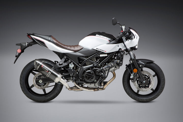Suzuki SV650X 2019 – Yoshimura R&D of America, Inc on white sv650, modified sv650, ninja 650r vs sv650,
