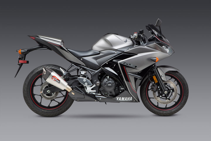 Yamaha YZF-R3 2015-2021 AT2 Exhaust Systems