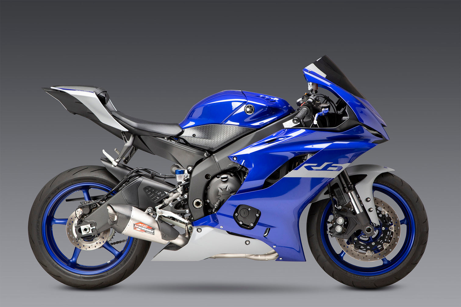 Yamaha YZF-R6V 2006-2020 AT2 Exhaust Systems