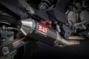 Z125 PRO (BR125) 17-20 Race RS-2 Stainless Full Exhaust, w/ Carbon Fiber Muffler
