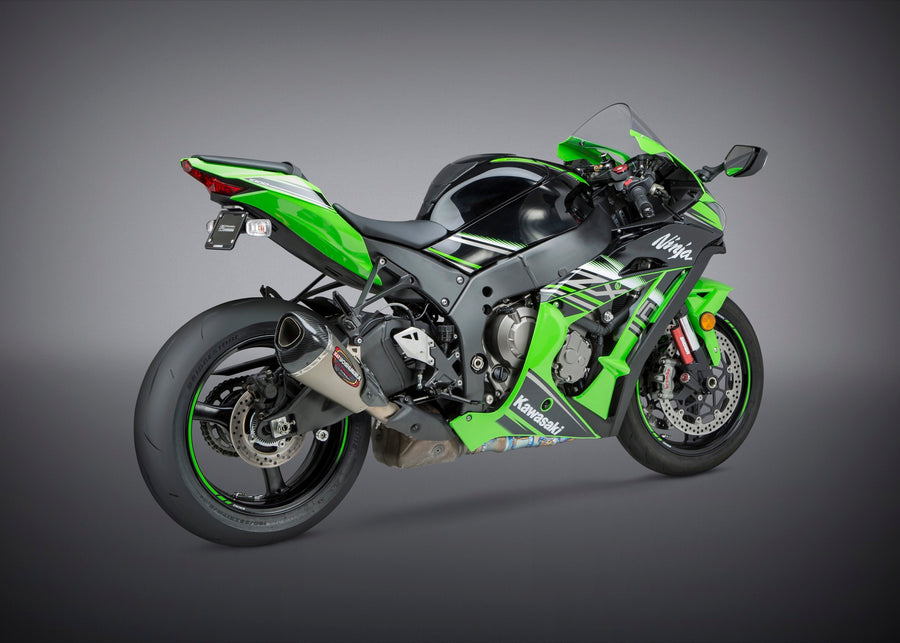 KAWASAKI ZX-10R/RR 2012-18 Street ALPHA T SO TI-TI-CF Works Finish
