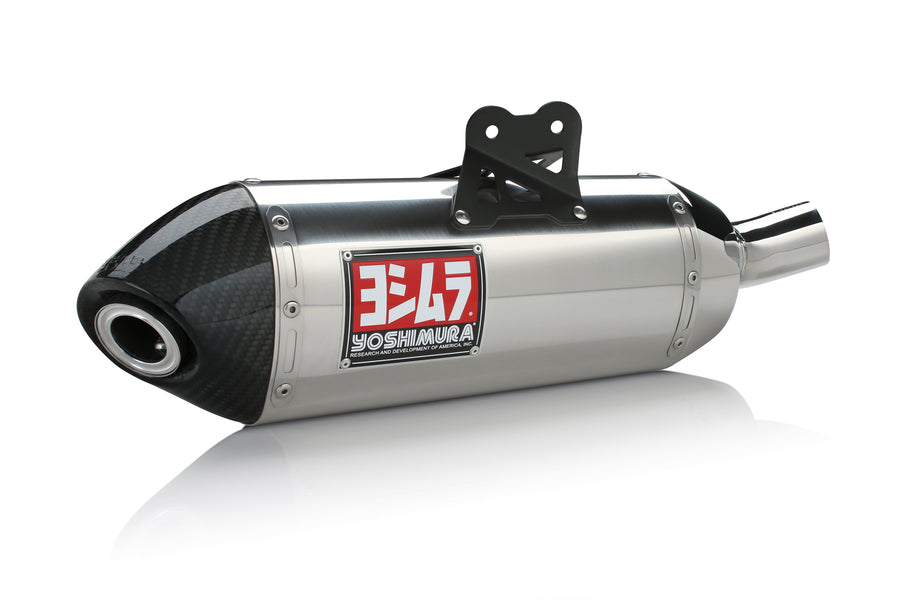 NINJA 650 12-16 Race RS-4S Stainless Full Exhaust, w/ Stainless Muffler