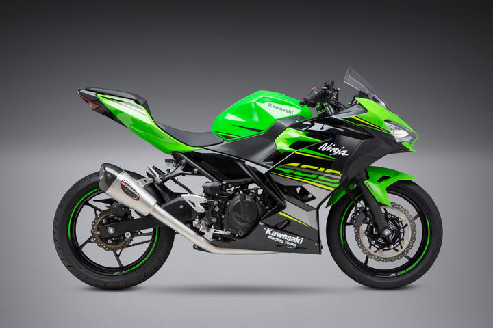 NINJA 400 18-20 / Z400 2019  Race ALPHA T FS SS-SS-CF Works Finish