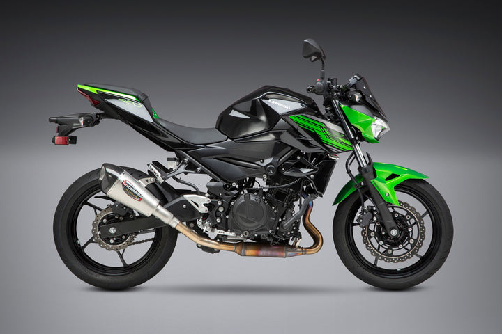 NINJA 400 18-20 / Z400 2019 Street ALPHA T SO SS-SS-CF Works Finish