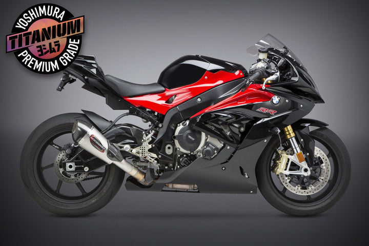 BMW S1000RR 2015-16 Street ALPHA T SO TI-TI-CF Works Finish