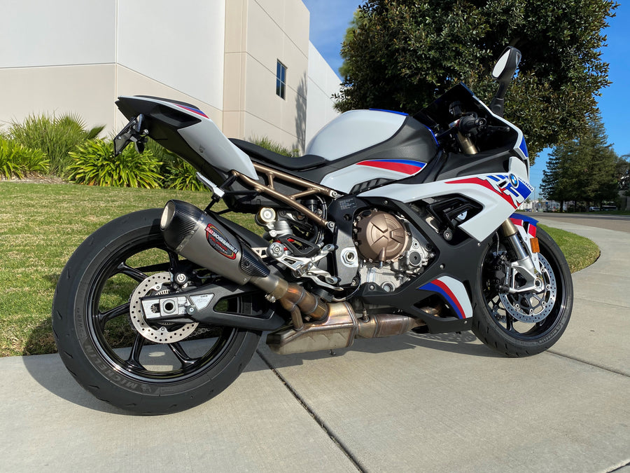 BMW S1000RR 2020 Street ALPHA T SO TI-TI-CF Works Finish