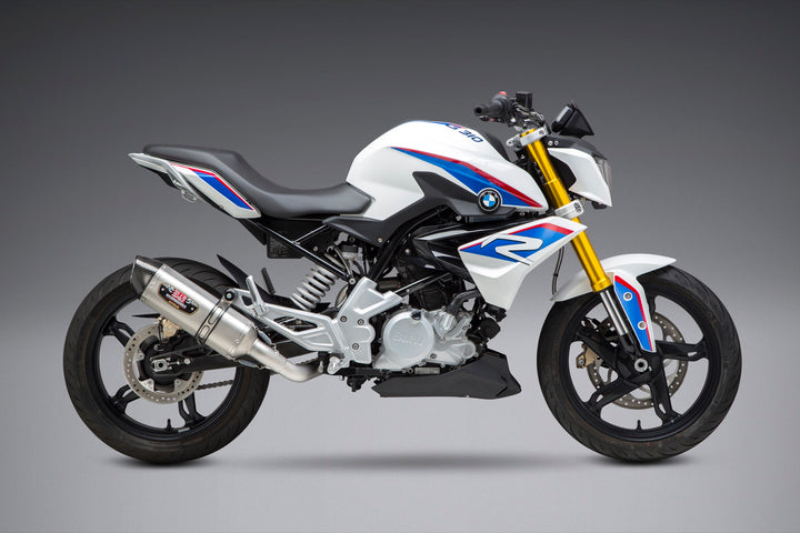 BMW G 310 R / GS 2018-19 Race R-77 FS SS-SS-CF Works Finish