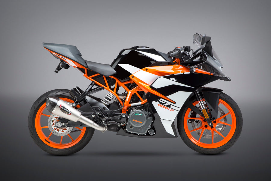 KTM 390 DUKE 17-19 / RC390 17-19 Street ALPHA T SO SS-SS-CF Works Finish