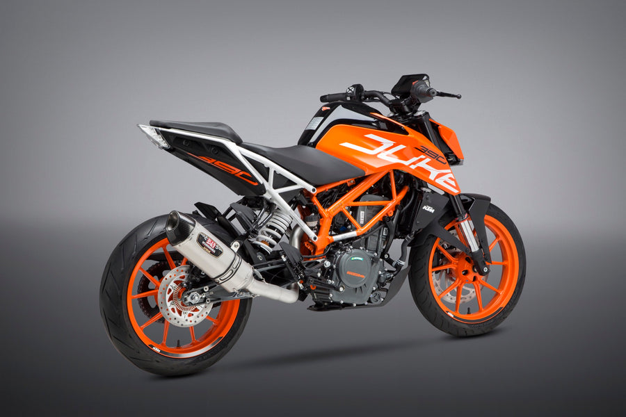 KTM 390 DUKE 17 / RC390 17-18 Race R-77 3QTR SS-SS-CF Works Finish